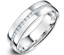 Alliance-mariage-femme-or-blanc-diamants