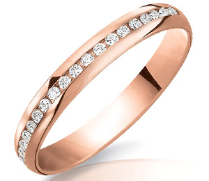 alliance-mariage-or-rose-diamants
