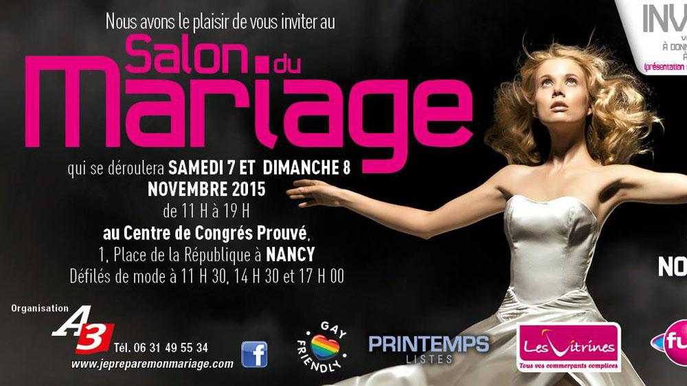 Salon Du Mariage Nancy