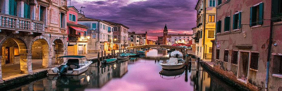 Se marier à l' étranger : Venise