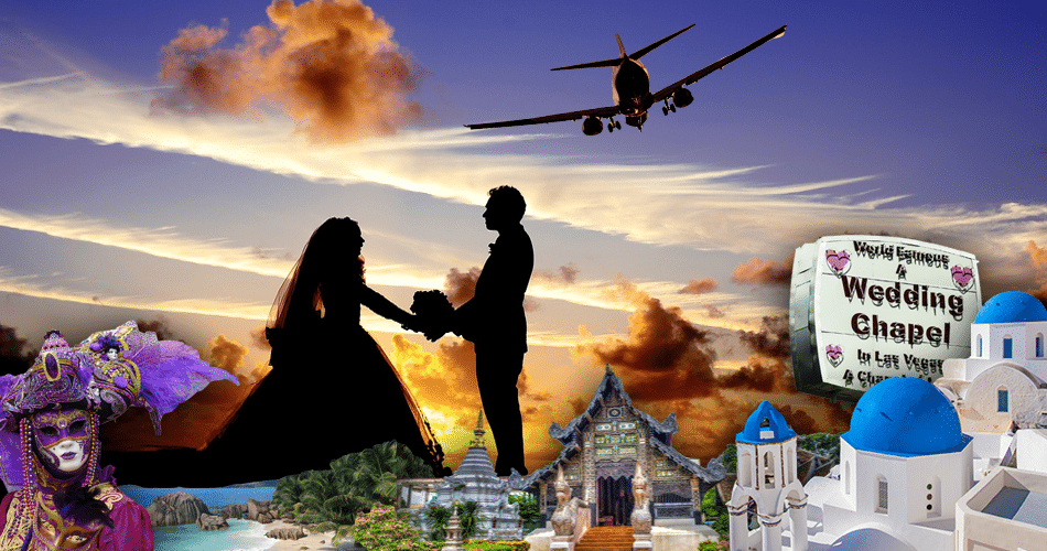 Se marier à l' étranger